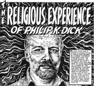 philip k dick by r crumb